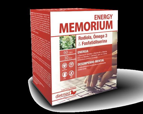 capsulas memoria e concentração