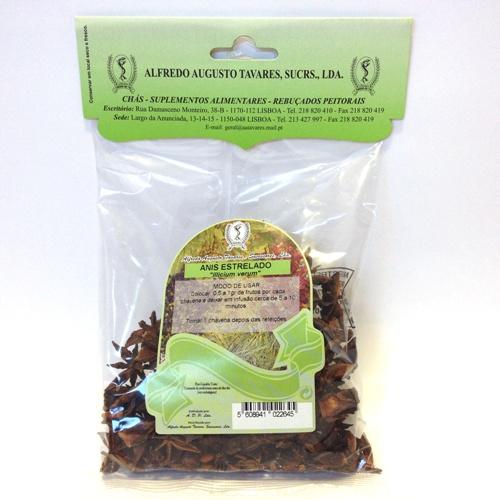 Chá de anis, Antiga Ervanária