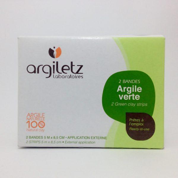 Argila verde em banda, argiletz - 50% desconto