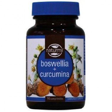 Boswellia + Curcumina, Naturmil