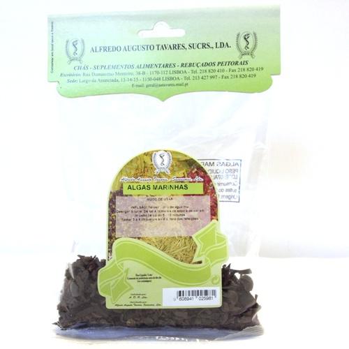 Chá de algas marinhas, Antiga Ervanária