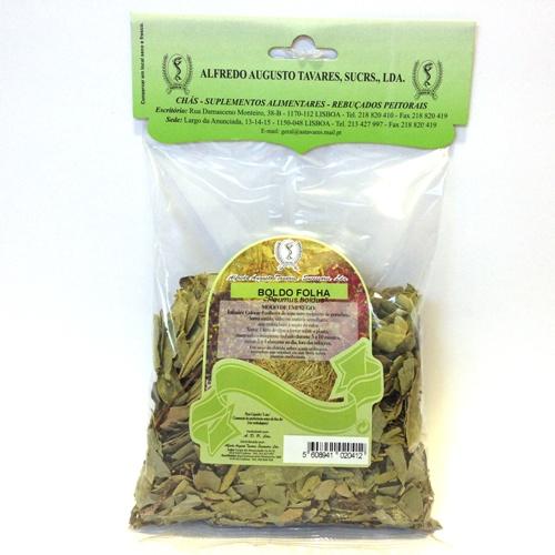 Chá de boldo, Antiga Ervanária