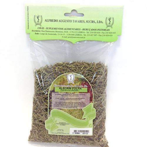 Chá de alecrim, Antiga Ervanária