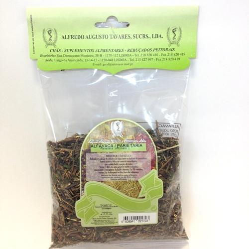Chá de alfavaca/parietária, Antiga Ervanária
