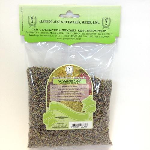 Chá de alfazema, Antiga Ervanária