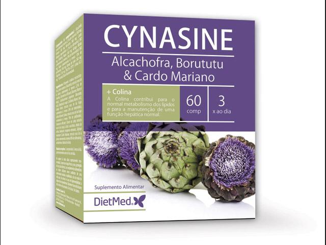 Cynasine, 60 comprimidos, para o fígado