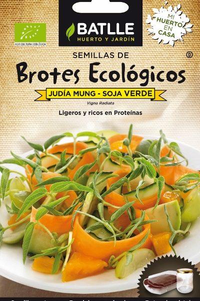 sementes biológicas feijão mung, soja verde, batlle