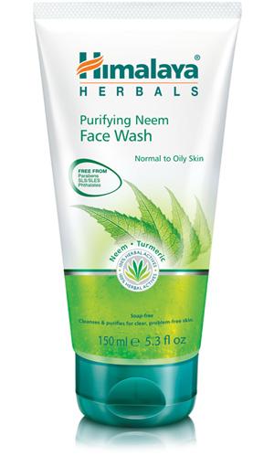 gel lavagem facial, C/ neem,  himalaya