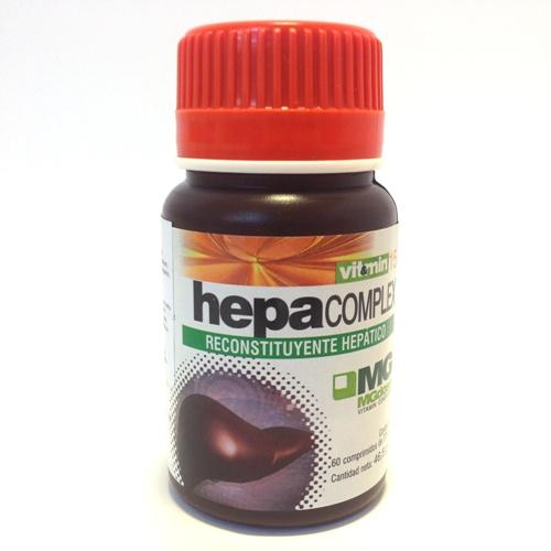 hepacomplex, sistema hepático, mgdose