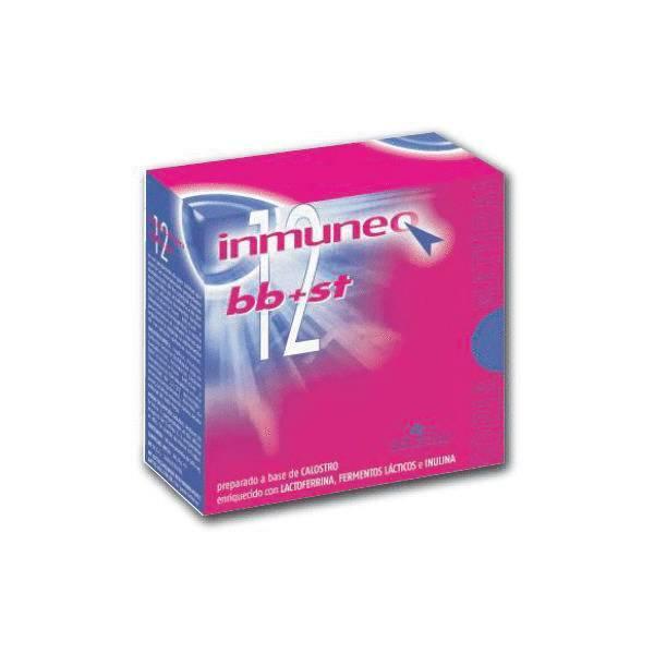 Inmuneo 12 bb+st, soria
