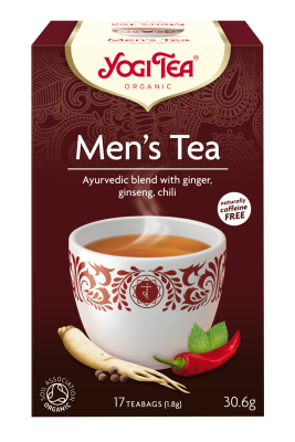 chá homem, yogi tea