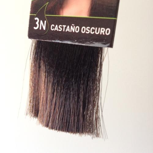 colorante natural cabelo, castanho escuro, 3n