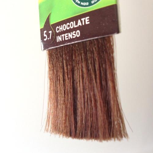 colorante natural cabelo - chocolate intenso, 5.7
