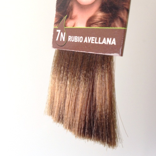 colorante natural cabelo - louro, 7n