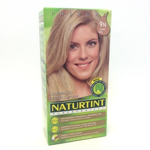 colorante natural cabelo - louro mel, 9n