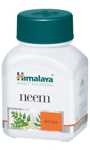 Neem (cápsulas), Himalaya