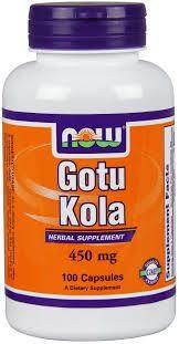 Gotu Kola, centelha asiática, Now