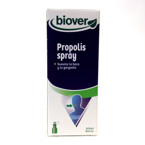 Propolis Spray Oral, Biover