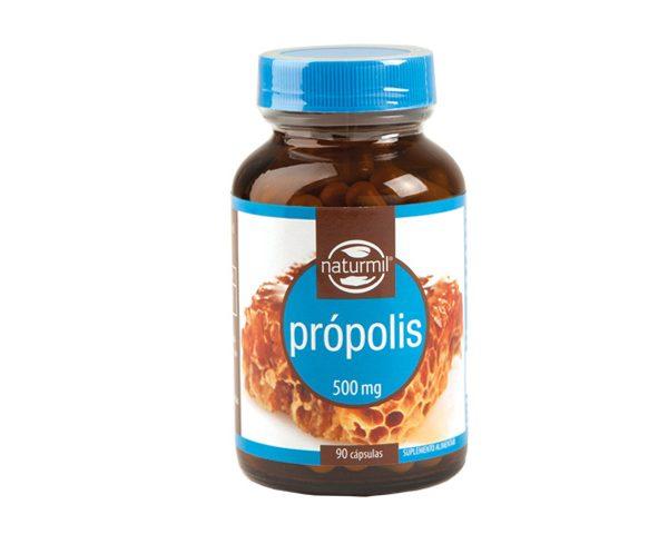 Própolis, 500 mg., Naturmil
