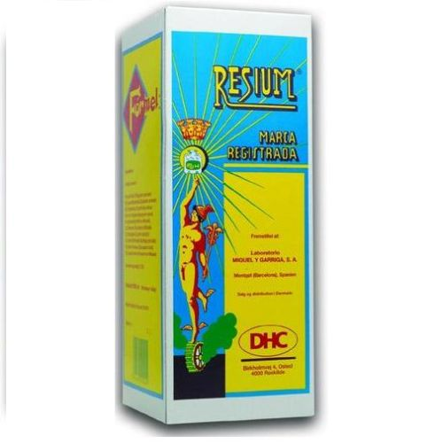 RESOLUTIVO REGIUM, dietmed