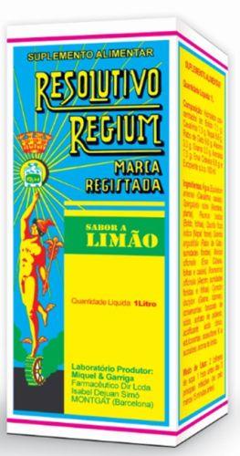 RESOLUTIVO REGIUM C/ SABOR A LIMÃO