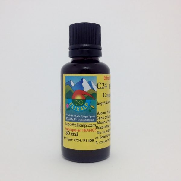 elixir espagírico C24 parietix complex