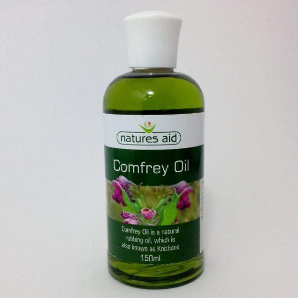 óleo de consolda, natures aid