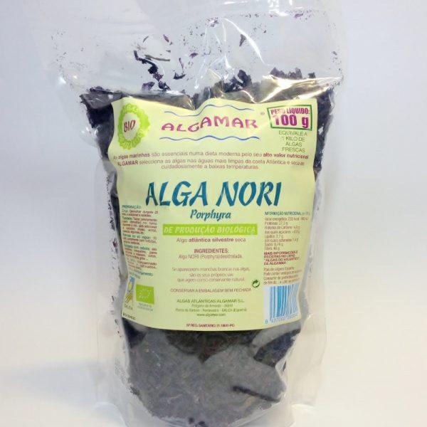 alga nori, algamar