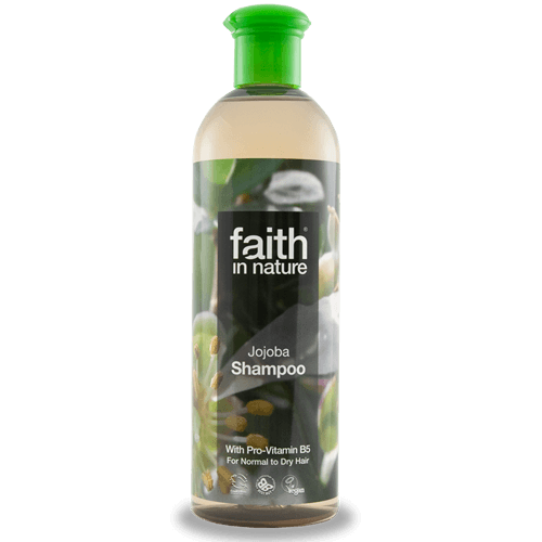 champô biológico jojoba, 250ml, faith in nature