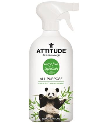Detergente ecológico, limpeza Multi Usos, Attitude