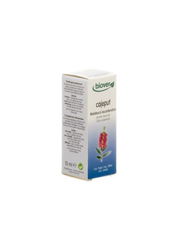 óleo essencial de cajeput, biover