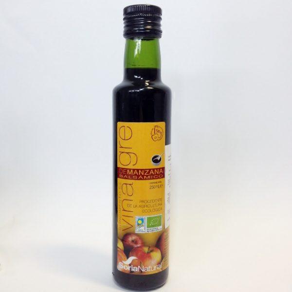 vinagre de maçã balsâmico, biológico, soria natural