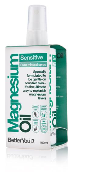 Magnésio de Zechstein (óleo de magnésio), Better You