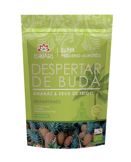Despertar de Buda ananás & erva de trigo, iswari