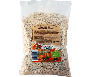 flocos de trigo sarraceno, provida