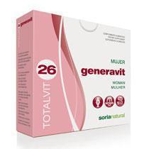 generavit, multivitamínico para a mulher