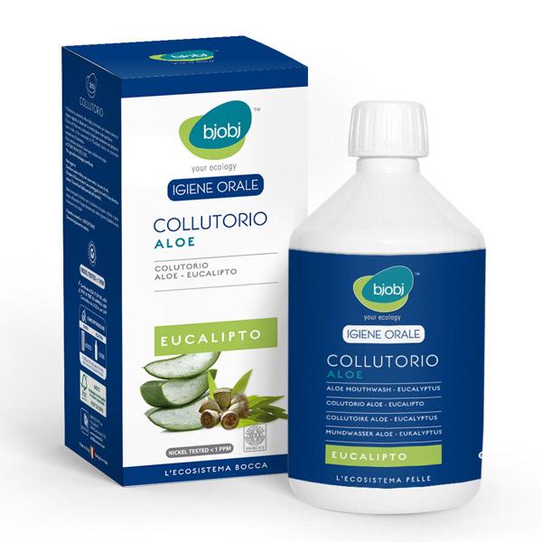 elixir oral, com aloe vera e eucalipto, bjobj