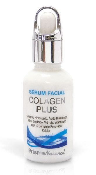 Sérum facial, Colagen Plus, 30ml