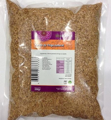 farelo de trigo, biodharma