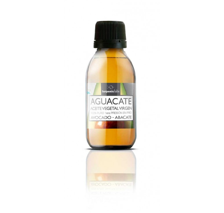 óleo de abacate, virgem,Terpenic Labs