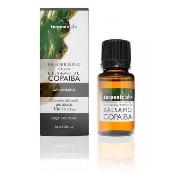 óleo essencial de copaíba, 10ml, terpenic labs
