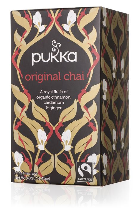Chá original chai, Pukka