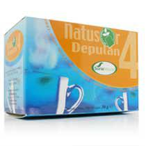 Natusor 4 Depulán, chá depurativo