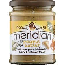 manteiga de amendoim, sem. abóbora, girassol, sésamo