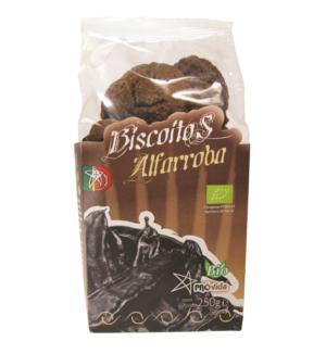 Biscoitos de Alfarroba, biológicos, Próvida