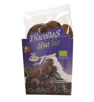 Biscoitos de Uva, Biológicos, Próvida