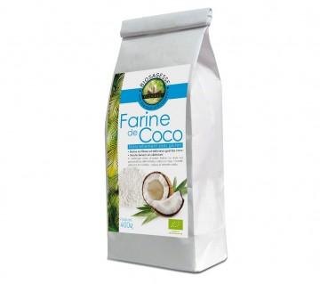 farinha de côco biológica, s/ glúten 1kg, Biosagesse