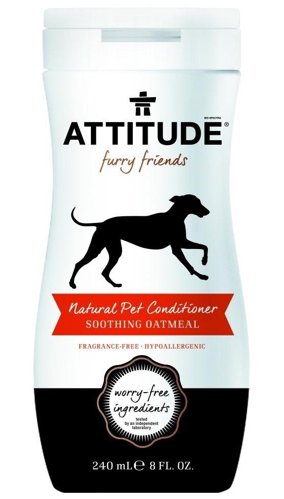 Condicionador para animais, aroma aveia, Attitude
