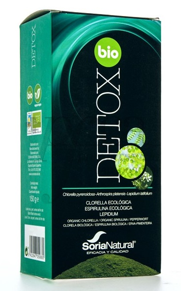 Fórmula Detox Bio - Soria Natural