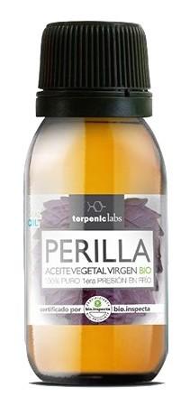 Óleo virgem de Perilla Bio, 100% puro, Terpenic Labs